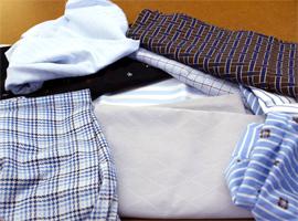 Italia estilo retro Denim camisa hombres manga larga