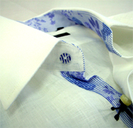 Design fabrics for our fashion and casual Italian shirts manufacturing, young shirts made in Italy men and women shirts manufacturer facilities for design, styling of classic and formal mens shirts cutting, assembly and finishing of summer fashion women shirts, Italian shirs manufacturer of classic and trend slim fit fashion women and mens shirts producers for customer brands and distributors of the made in Italy fashion shirts. Texil3 designs and produces high end mens and women shirts for customer formal and casual collections using the finest cotton, with classical collars, complimentary brass collar stiffeners and single or double cuffs. We produces classic men shirts for Ugo Boss and Paul Shark brands maintaining high quality production process and perfect Made in Italy style