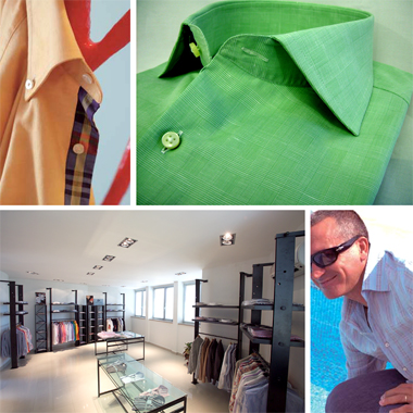 Summer shirts collection designed and produced for a fashion and casual market, Italian shirts manufacturing, young shirts made in Italy men and women shirts manufacturer facilities for design, styling of classic and formal mens shirts cutting, assembly and finishing of summer fashion women shirts, Italian shirs manufacturer of classic and trend slim fit fashion women and mens shirts producers for customer brands and distributors of the made in Italy fashion shirts. Texil3 designs and produces high end mens and women shirts for customer formal and casual collections using the finest cotton, with classical collars, complimentary brass collar stiffeners and single or double cuffs. We produces classic men shirts for Ugo Boss and Paul Shark brands maintaining high quality production process and perfect Made in Italy style